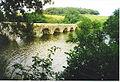 The upper bridge at Bosherston Ponds. - geograph.org.uk - 113063.jpg
