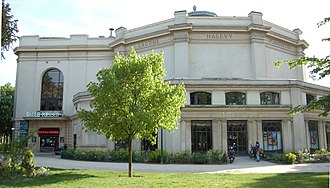 Pierre Boulez - The Salle Popesco in Paris, formerly the Petit Marigny