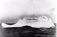 Попередження про айсберги ред ред