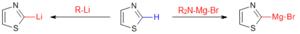 Thiazole - Thiazole deprotonation