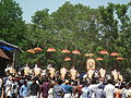 Thiruvambadi varav during Thrissur Pooram 2013 7299.JPG