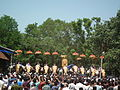 Thiruvambadi varav during Thrissur Pooram 2013 7300.JPG