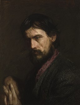 Thomas Eakins - The Veteran (Portrait of George Reynolds) - 1961.18.20 - Yale University Art Gallery