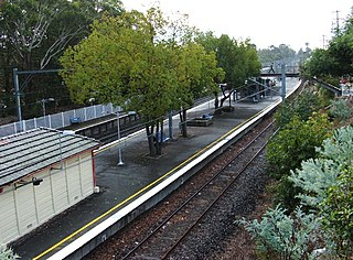 Thornleigh railway station railway station in Sydney, New South Wales, Australia