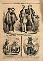 Three contemporary themes used to create political satire. E Wellcome V0011346.jpg