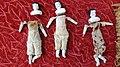 Three miniature china and cloth dolls, Victorian.jpg