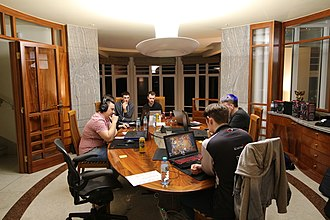 """Professional Hearthstone competition - Hearthstone competition """"Throne of Cards IV"""" in Vienna, Austria"""