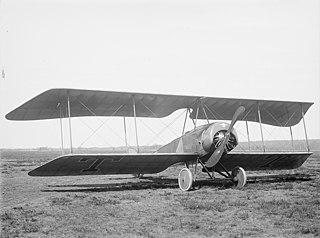 Thulin E (aircraft) 1910s Swedish aircraft