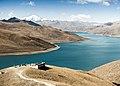 Tibet - Yamdrok Tso in 2011.jpg