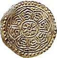 Tibetan early Tangka, reverse.jpg