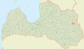 Tilžas pagasts LocMap.png
