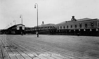 Tilbury Riverside railway station
