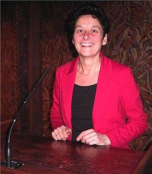 Tineke Strik - Image: Tineke Strik resized