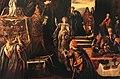 Tintoretto - Santa Caterina espone a Massenzio le ragioni del suo rifiuto di adorare gli idoli.jpg
