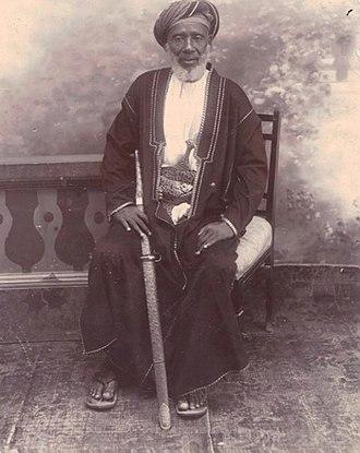 Tippu Tip - Image: Tippu Tip (Muhammed el Murjebi also Hemed bin Mohammed)