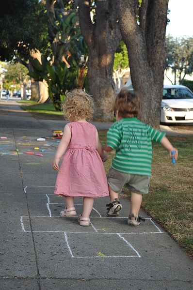 File:Toddler hopscotch.jpg