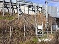 Tokaido Shinkansen maintenance workers stair - Toyosato.jpg