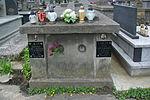 Tomb of Jadwiga and Jan Wacławski at Central Cemetery in Sanok 1.jpg