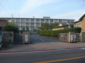 Tono-Jitsugyo High School01.JPG