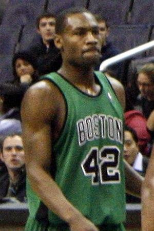 Tony Allen (basketball) - Allen in December 2008