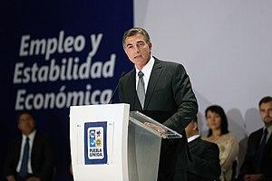José Antonio Gali Fayad - Image: Tony Gali Plataforma de Empleo (5)