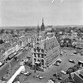 Toren, overzicht Stadhuis - Gouda - 20081744 - RCE.jpg