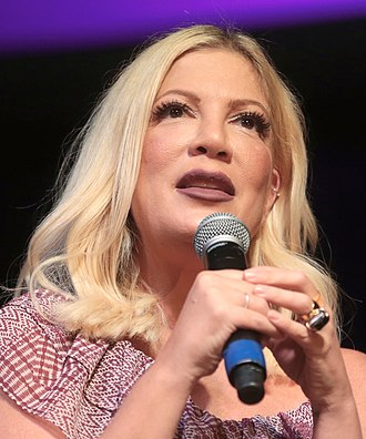 Tori Spelling - Spelling at Ultimate Women's Expo in 2018