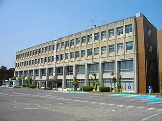 Toride, Ibaraki - Toride city hall