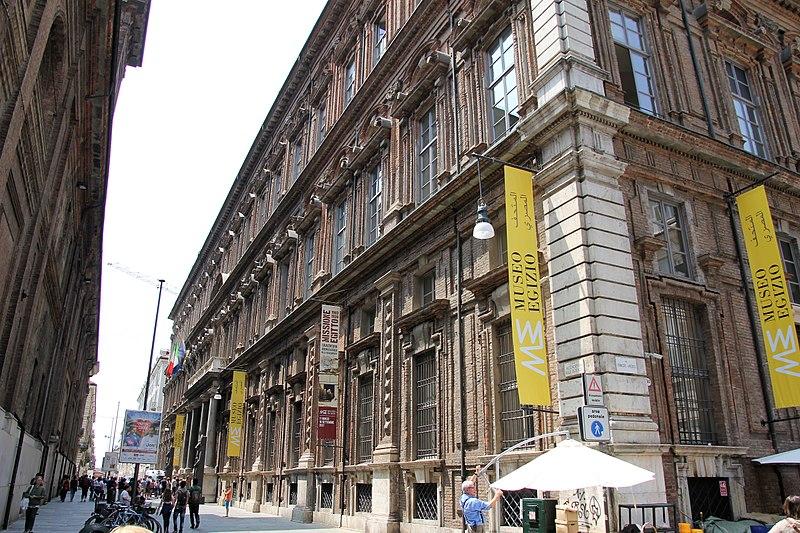 Museu para visitar em Turim
