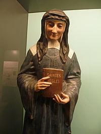 Toulouse - Musée des Instruments de Médecine - Louise de Marillac - 20110325 (1).jpg