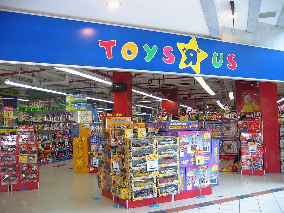 Toys R Us sg