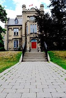 Trafalgar Castle School School in Canada