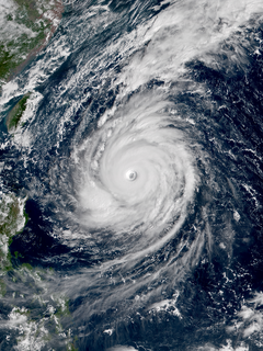 Typhoon Trami Pacific typhoon in 2018
