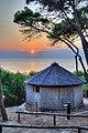 Tramonto - Isola di San Domino, Tremiti (FG) Italia - 19 Agosto 2013 - panoramio.jpg