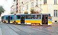 Tramway in Sofia in Alabin Street 2012 PD 022.jpg
