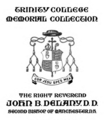 Trinity College Bishop Delany bookplate.png