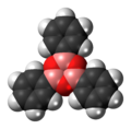 Triphenylboroxin 3D spacefill.png