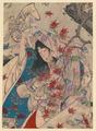 Tsukioka Yoshitoshi (188?) Tsuki hyaku shi - Sumiyoshi no meigetsu.png