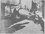 Tubo lanza torpedos Whitehead en el crucero 'Uruguay'.jpg
