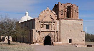 Tumacácori National Historical Park - Mission San José de Tumacácori
