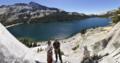 Tuolumne Meadows - Tenaya Lake from Stately Pleasure Dome - 2.tif