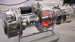 Turbomeca Makila family of turboshaft helicopter engines