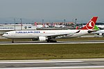 Turkish Airlines, TC-JNS, Airbus A330-303 (43482226330).jpg