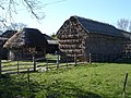 Typical thatched outbuilding and haystack - geograph.org.uk - 392400.jpg