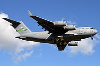 00-0184 - C17 - Air Mobility Command