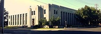 United States Post Office (Stockton, California) - Image: U.S. Post Office Stockton, CA