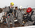 U.S. Soldiers with the 63rd Civil Support Team, Oklahoma Army National Guard conduct search and rescue operations May 21, 2013, in Moore, Okla 130521-Z-BB392-231.jpg