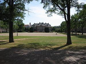 University College Utrecht - University College Utrecht campus, 2006