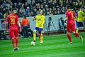 UEFA EURO qualifiers Sweden vs Romaina 20190323 Kristoffer Olsson 20.jpg