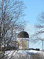 URSAn tähtitorni talvella Kaivopuisto Helsinki old observatorio in winter.jpg